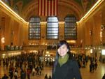 Sonya and the Grand Central Station