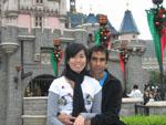 Sonya and I and the Sleeping Beauty Castle