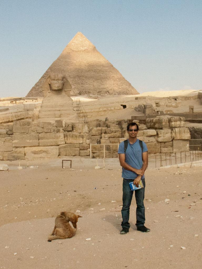 egypt - giza  dahshur and saqqara pyramids