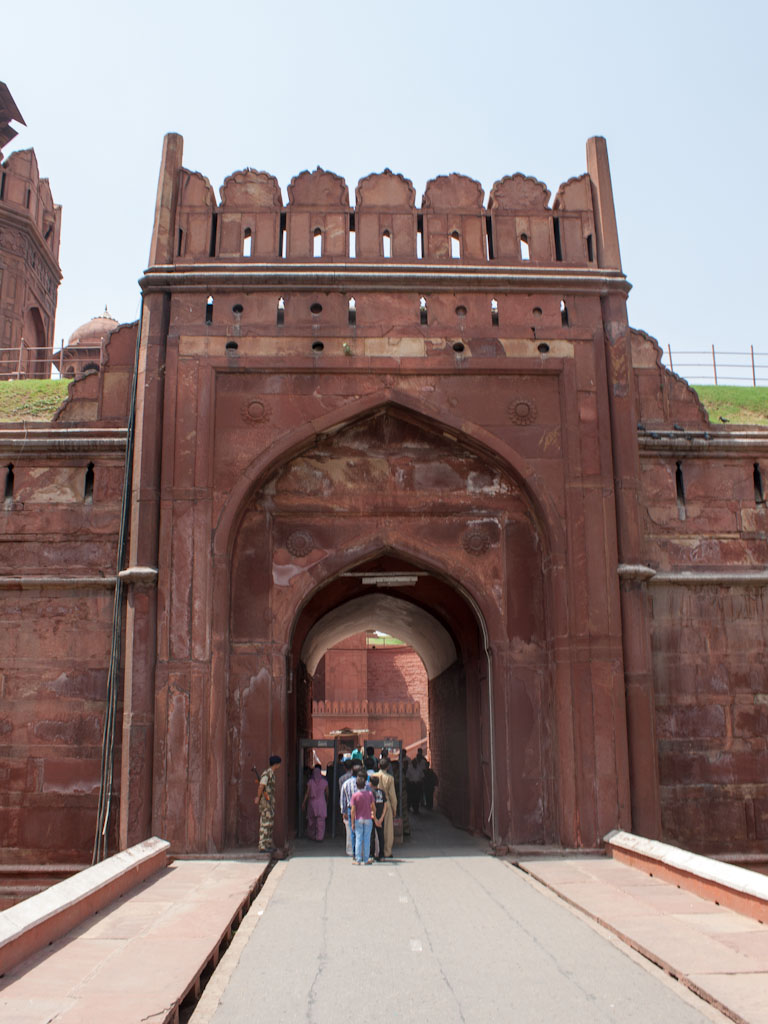 Delhi India Humayuns Tomb And Red Fort Sonya Travis