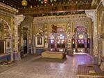Takhat Vilas, the bedchamber of Maharaja Takhat Singh