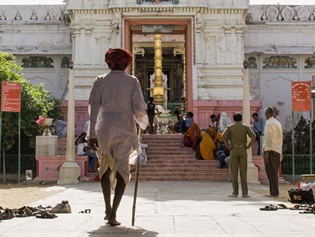 Sri Vaikunthanatha Swamy Temple in Pushkar