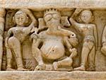 Ganesha the elephant head god