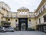 Entrance to Bagore-ki-Haveli