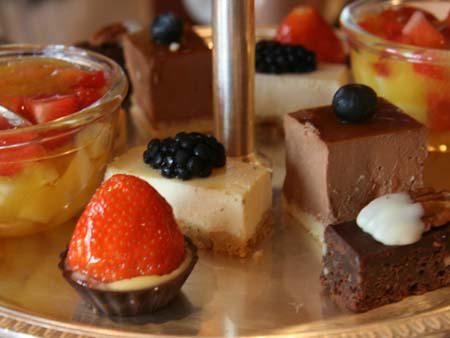 Royal Arabic High Tea  - Sweets