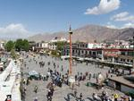 Jokhang Square also know as Barkhor Square