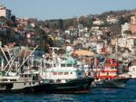 Ships at Saniyer port